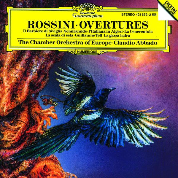 Claudio Abbado - Rossini : Overtures