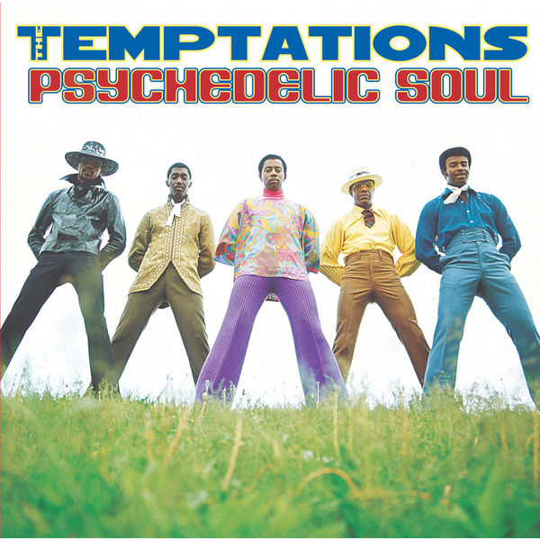 The Temptations Psychedelic Soul
