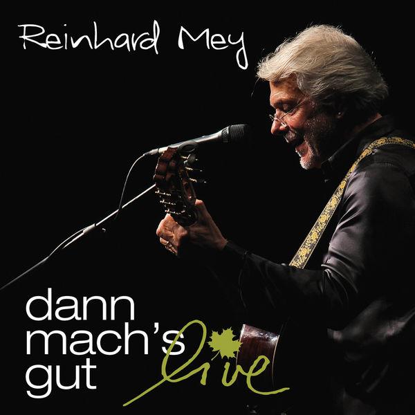 Reinhard Mey - Dann mach's gut - Live