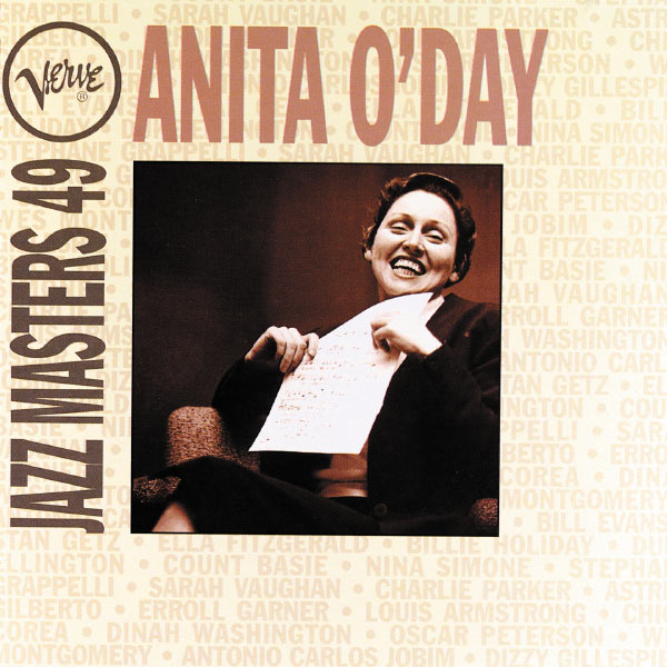 Anita O'Day - Verve Jazz Masters 49