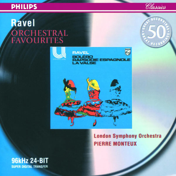 London Symphony Orchestra - Ravel: Orchestral Favourites
