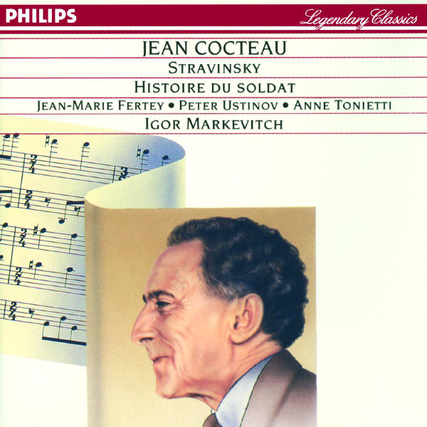 Jean Cocteau|Stravinsky: The Soldier's Tale