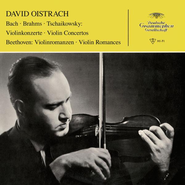 David Oïstrakh - Violin Concertos & Violin Romances