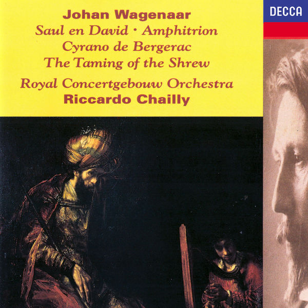 Riccardo Chailly - Wagenaar: Orchestral Works