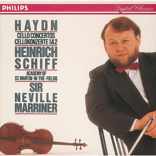Heinrich Schiff - Haydn: Cello Concertos Nos. 1 & 2