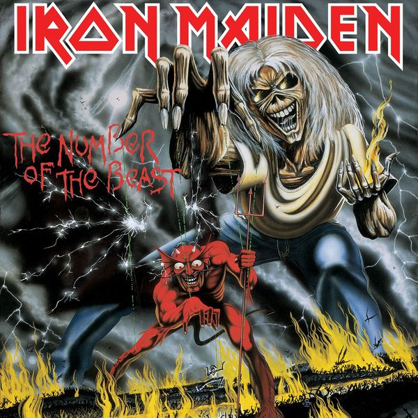 Iron Maiden|The Number of the Beast  (2015 Remaster)