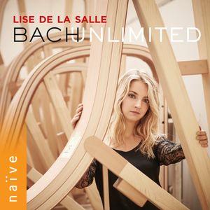 """Afficher """"Bach unlimited : Bach, Poulenc, Roussel, Liszt, Enhco"""""""