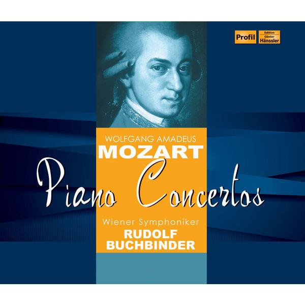 Rudolf Buchbinder - Mozart: Piano Concertos