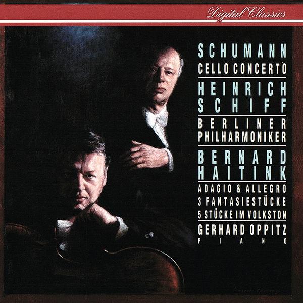 Heinrich Schiff - Schumann: Cello Concerto; Adagio & Allegro; Fantasiestücke; 5 Stücke im Volkston