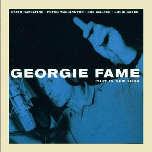 Georgie Fame - Poet in New York