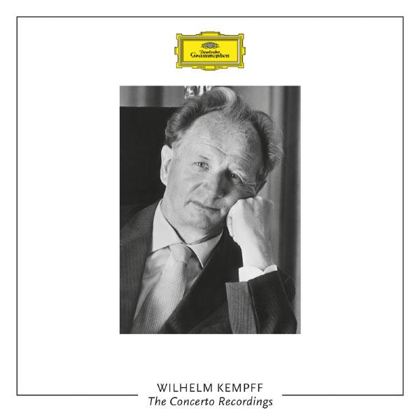 Wilhelm Kempff - The Concerto Recordings : Beethoven - Mozart - Schumann - Brahms - Liszt