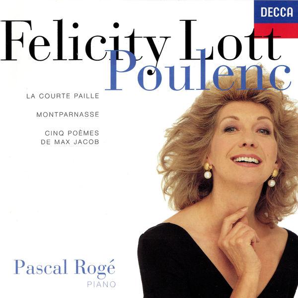 Felicity Lott - Poulenc: Mélodies Vol. 2
