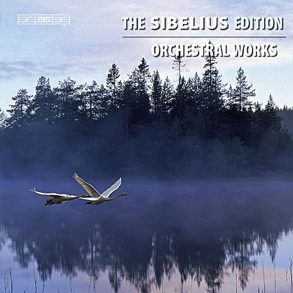 Sinfonia Lahti - The Sibelius Edition, Vol. 8: Orchestral Works