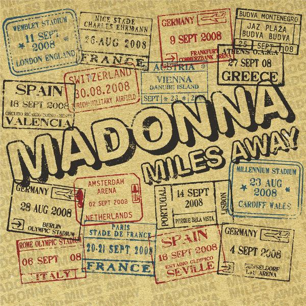 Madonna - Miles Away - The Remixes