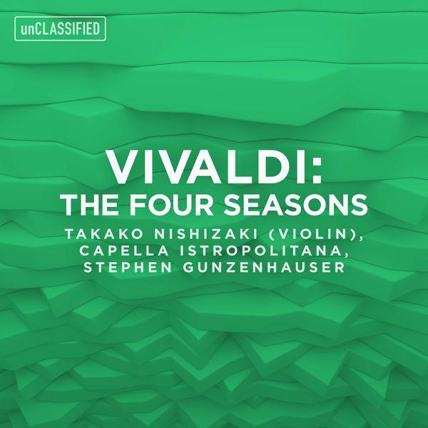 Takako Nishizaki|Vivaldi: The Four Seasons