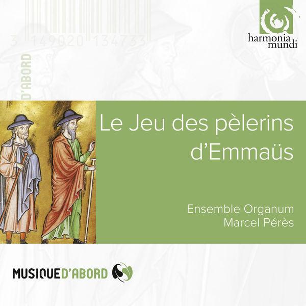 Marcel Pérès - Le Jeu des pèlerins d'Emmaüs