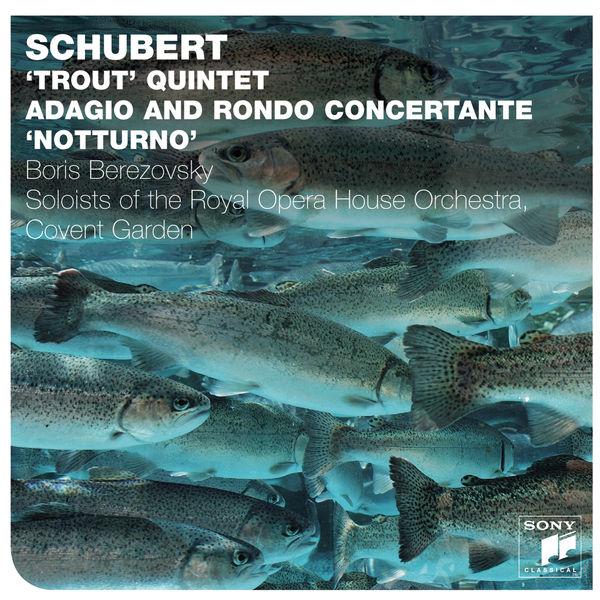 Franz Schubert - Trout Quintet - Death And The Maiden