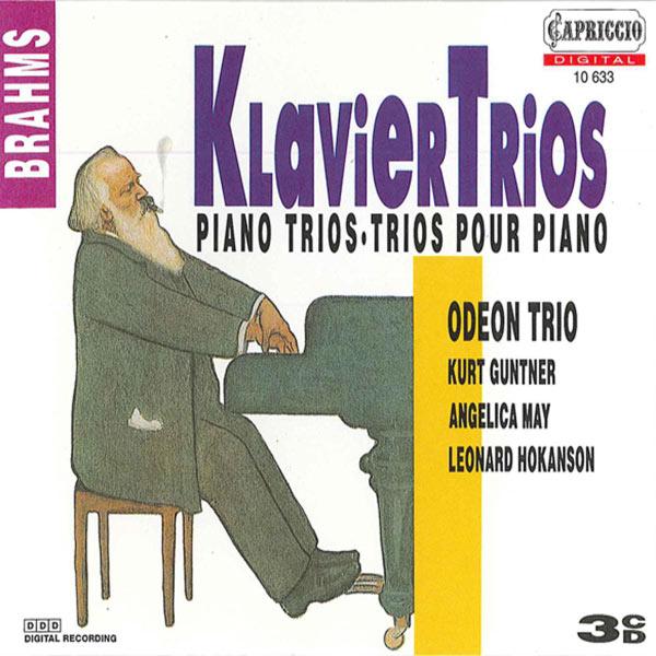 Odeon Trio - Brahms: Klaviertrios