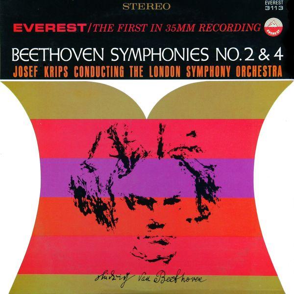 London Symphony Orchestra - Beethoven: Symphonies No. 2 & 4