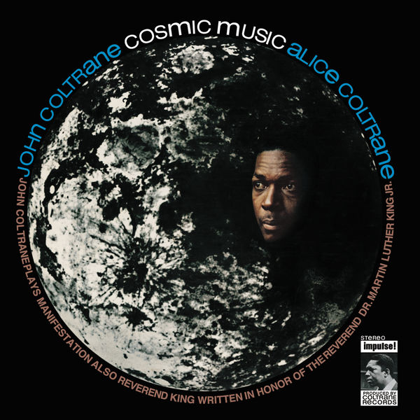 John Coltrane - Cosmic Music