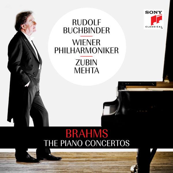 Rudolf Buchbinder - Brahms: The Piano Concertos