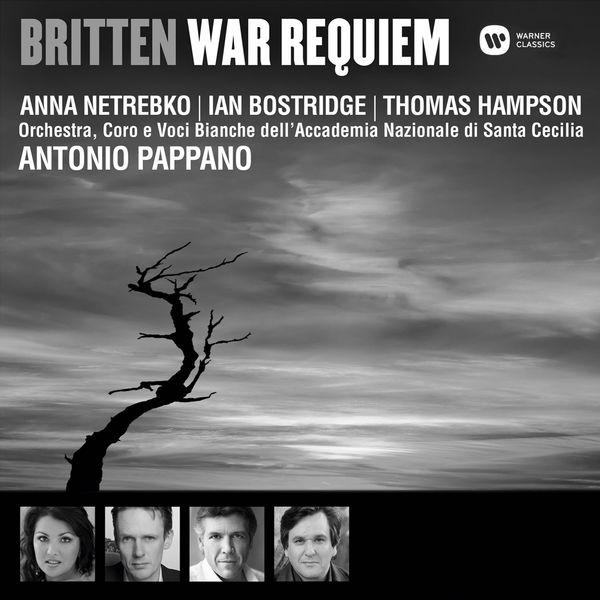Antonio Pappano Benjamin Britten : War Requiem