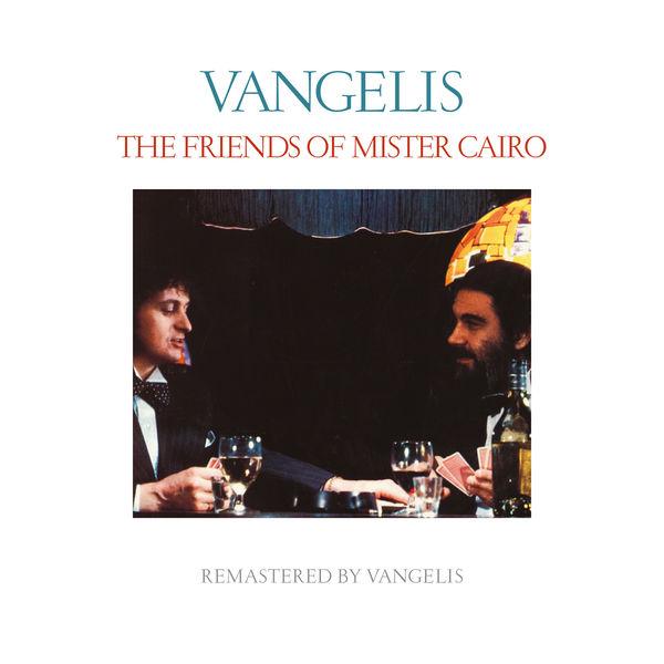Jon & Vangelis - The Friends Of Mister Cairo