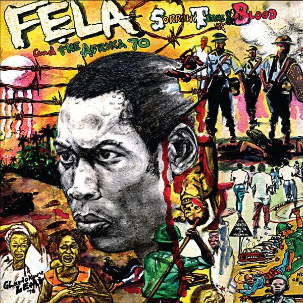 Fela Kuti - Sorrow Tears & Blood