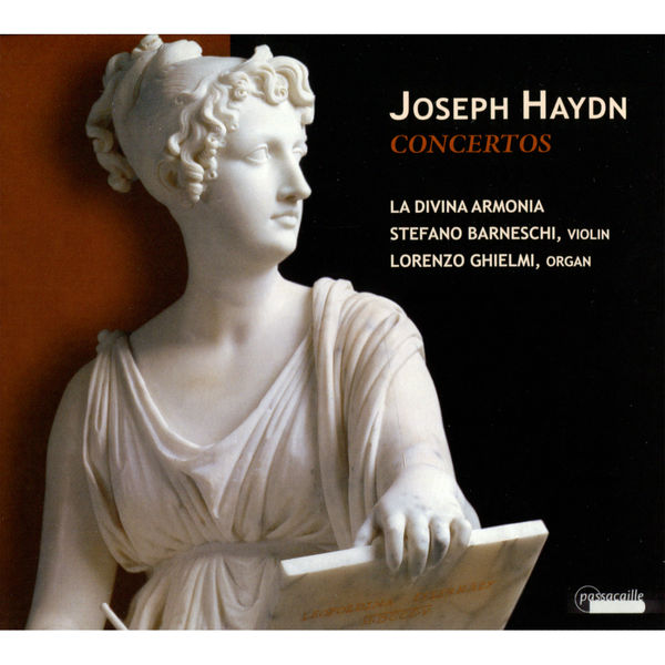Joseph Haydn - Joseph Haydn: Concertos for organ and violin