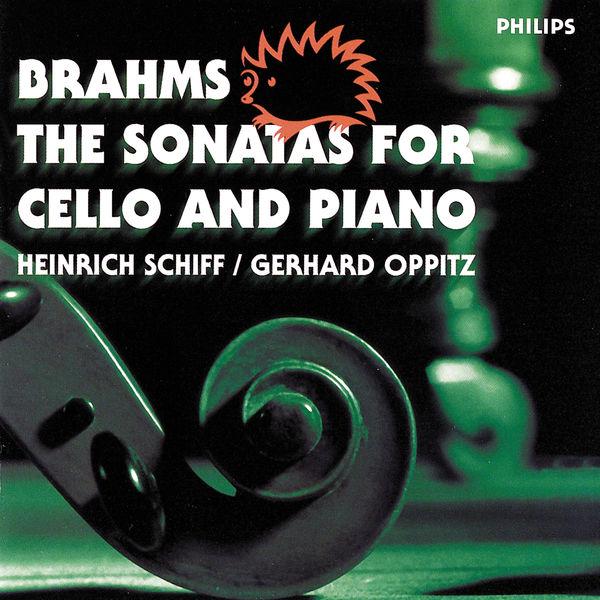 Heinrich Schiff - Brahms: The Sonatas for Cello and Piano