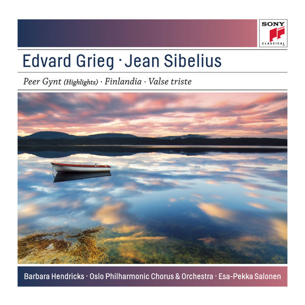 Esa-Pekka Salonen - Grieg:  Peer Gynt, Op. 23 (Excerpts) - Sony Classical Masters