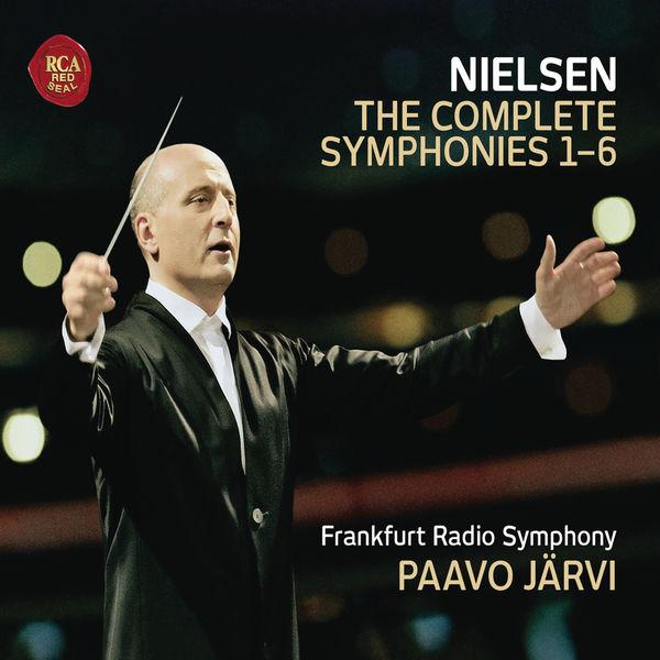 Paavo Järvi - Carl Nielsen : The Complete Symphonies 1-6