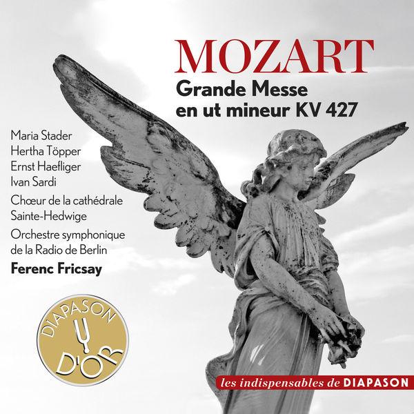 Maria Stader - Mozart : Grande Messe in C Minor, K. 427(Diapason n°608)