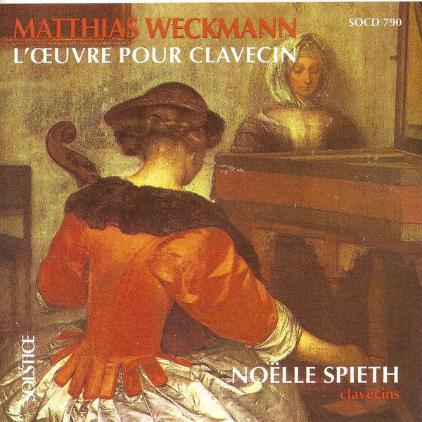 Noëlle Spieth Weckmann: Complete Works for Harpsichord