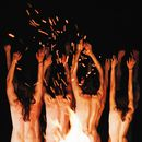 Sous les brûlures l'incandescence intacte   Mademoiselle K