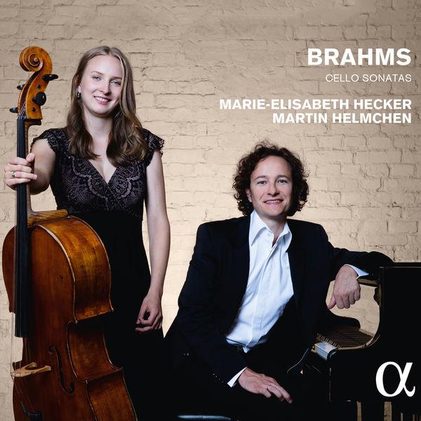 Marie-Elisabeth Hecker - Brahms : Cello Sonatas