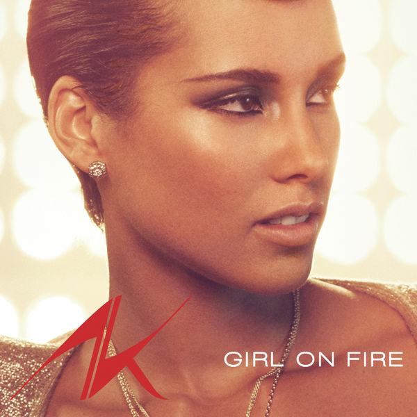 Alicia Keys - Girl on Fire (Remixes) - EP