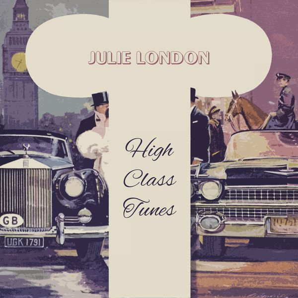 Julie London - High Class Tunes