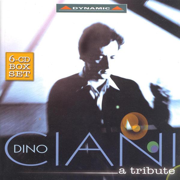Dino Ciani - Dino Ciani - A Tribute