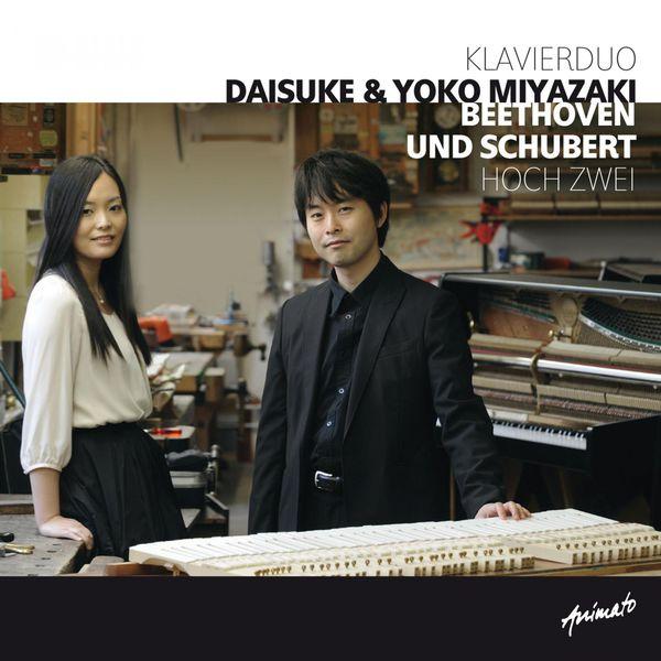 Daisuke & Yoko Miyazaki - Beethoven und Schubert hoch zwei