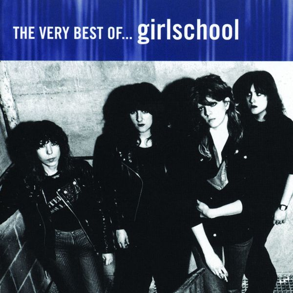 Girlschool The Very Best of Girlschool