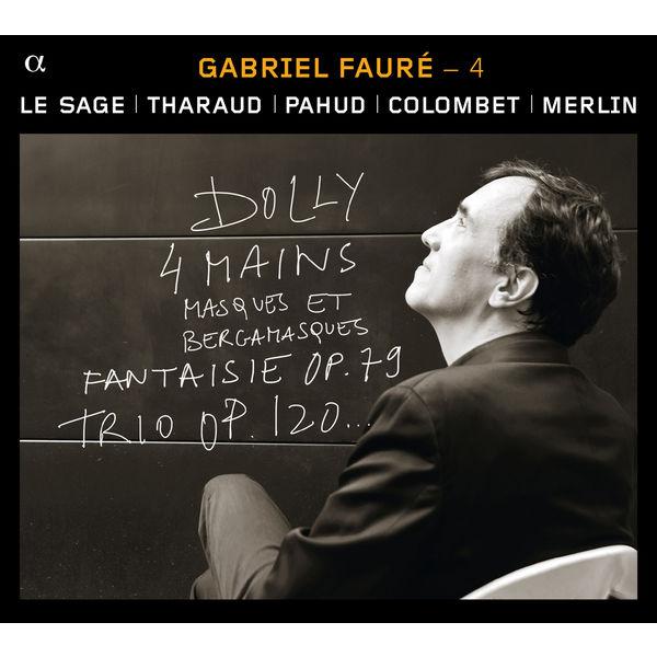 Alexandre Tharaud - Fauré: 4