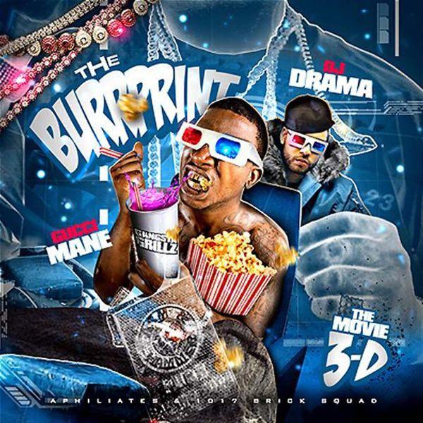 Guccimaneclassics: [mixtape] dj drama & gucci mane the burrprint.