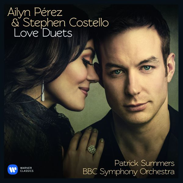Ailyn Perez - Love Duets (Édition Studio Masters)