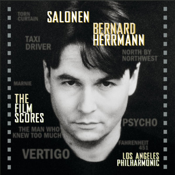 Esa-Pekka Salonen - Herrmann - The Film Scores