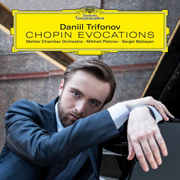 Daniil Trifonov - Mompou: Variations On A Theme By Chopin, Variation 10. Évocation. Cantabile molto espressivo
