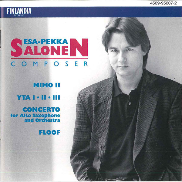 Various Artists - Esa-Pekka Salonen - Composer