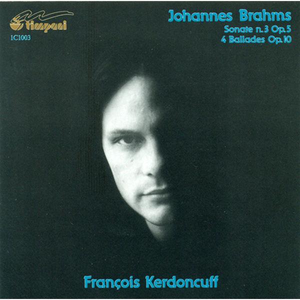 François Kerdoncuff - Œuvres pour piano