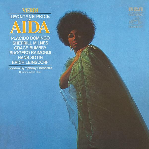 Erich Leinsdorf - Verdi : Aida (Remastered)