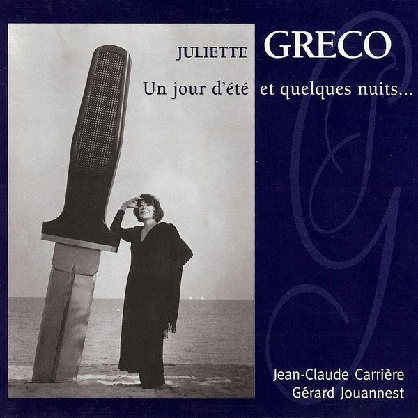 Juliette gréco à écouter ou acheter sur amazon music dès maintenant.